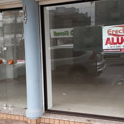 Alugar Sala Comercial Central