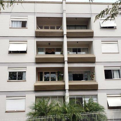 Apartamento com ótima localização.
