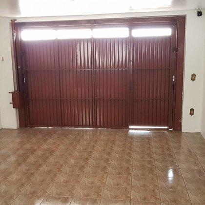 Garagem para 02 veiculos