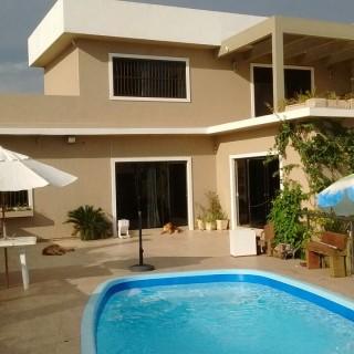 Casa com piscina em Tramadai RS
