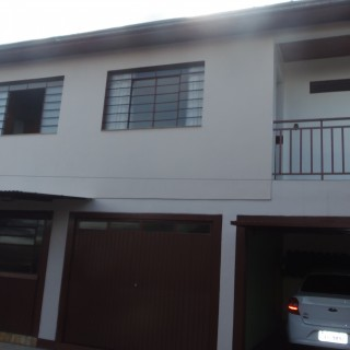 Alugar Casa  Semi Mobiliada