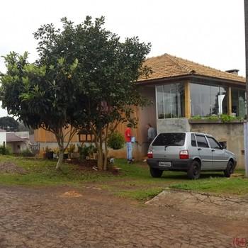 2 Casas no Terreno - Cerâmica