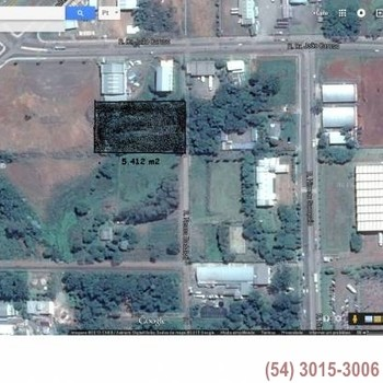 Terreno b. Industrial - 5400m2