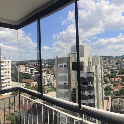 Comprar Apartamento Central Semi-Mobiliado