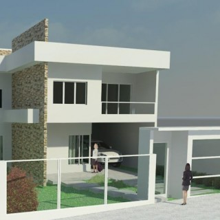 Casa em Construção Bairro Zimmer