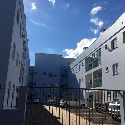 Apartamento Semi mobiliado Novo