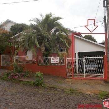 Casa Frente Lateral Direita