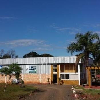 Área Rural com Pavilhão na br 153