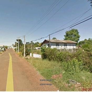 Terreno Presidente Vargas - 800m