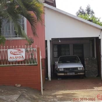 Casa Frente Lateral