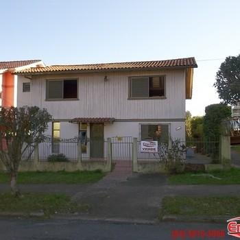 Casa na rua Anita Garibaldi