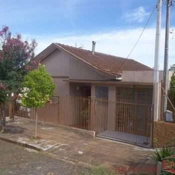 Casa na rua Campos Sales.